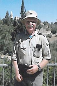 bob in israel